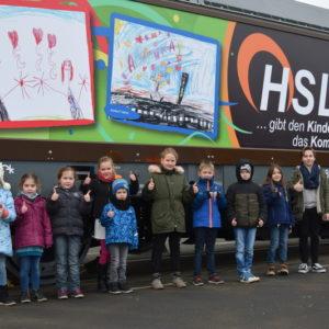 HSL ......... gibt den Kindern das Kommando